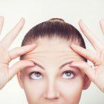 Las arrugas del entrecejo y frente: como tratarlas